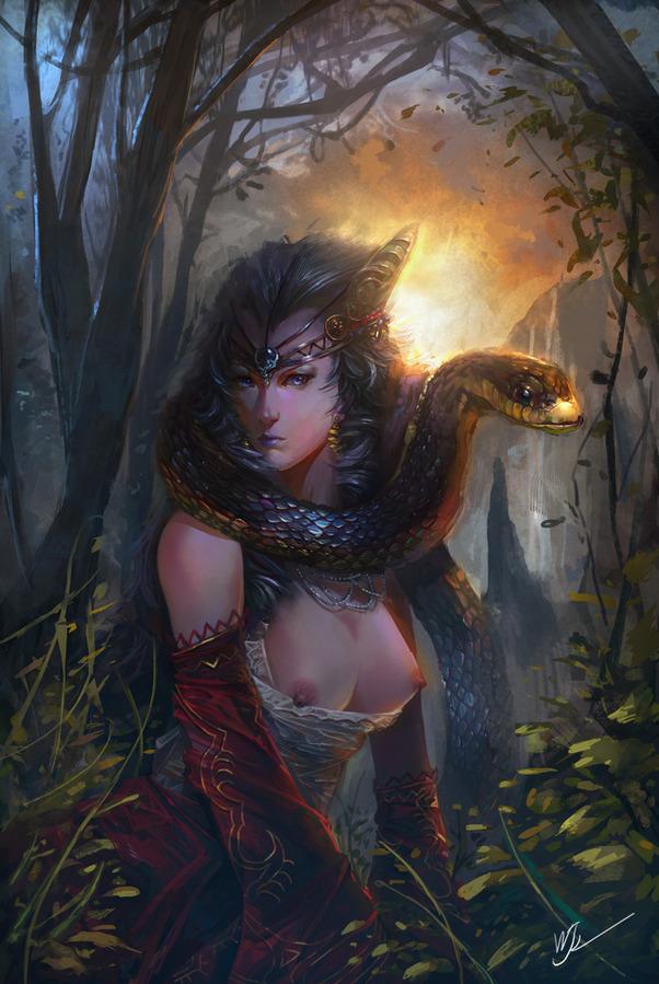 JLing Snake Princess